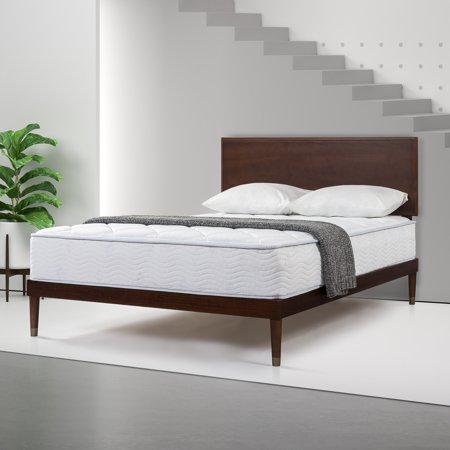 Spa Sensations By Zinus 10 Quot Spring And Gel Memory Foam Hybrid Mattress Walmart Com