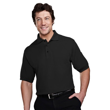 Tri Mountain Mens Big And Tall Stain Resistant Golf Shirt