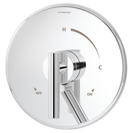 Dia Single Handle Shower Valve with Integral Volume Control