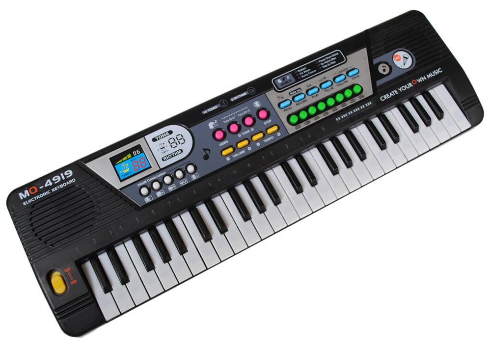 Keyboard Music Workstations : mq 4919 49 key childs toy mini electronic keyboard music workstation ~ Hamham.info Haus und Dekorationen