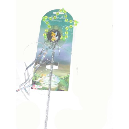 Tinkerbell Girls Deluxe Wand DIS18233](Deluxe Tinkerbell Costume)