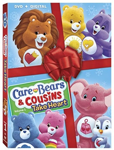 Care Bears And Cousins: Take Heart by
