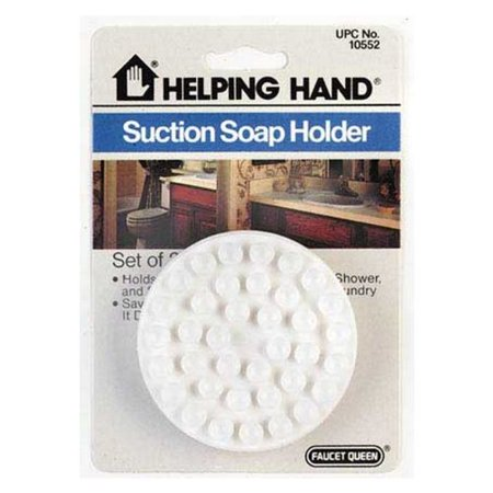 Helping Hand 10552 Suction Soap Holder Helping Hand 10552 Suction Soap Holder  PLUMBING SUPPLIES  Helping Hands