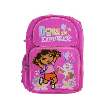 Dora the Explorer Large Backpack (Dora The Explorer Girls)