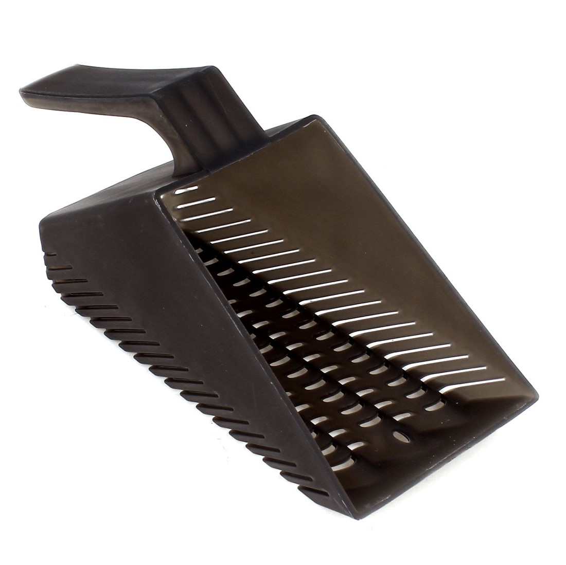 Unique Bargains, Deep Cat Litter Scoop With Sifter, Black