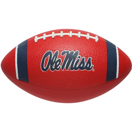 Ole Miss Rebels Nike Mini Rubber Football - No Size