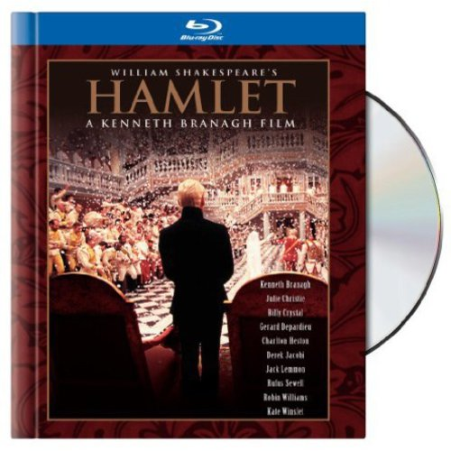 Hamlet (Blu-ray Book) (Widescreen)