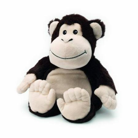 - Intelex Cozy Microwaveable Plush, Monkey
