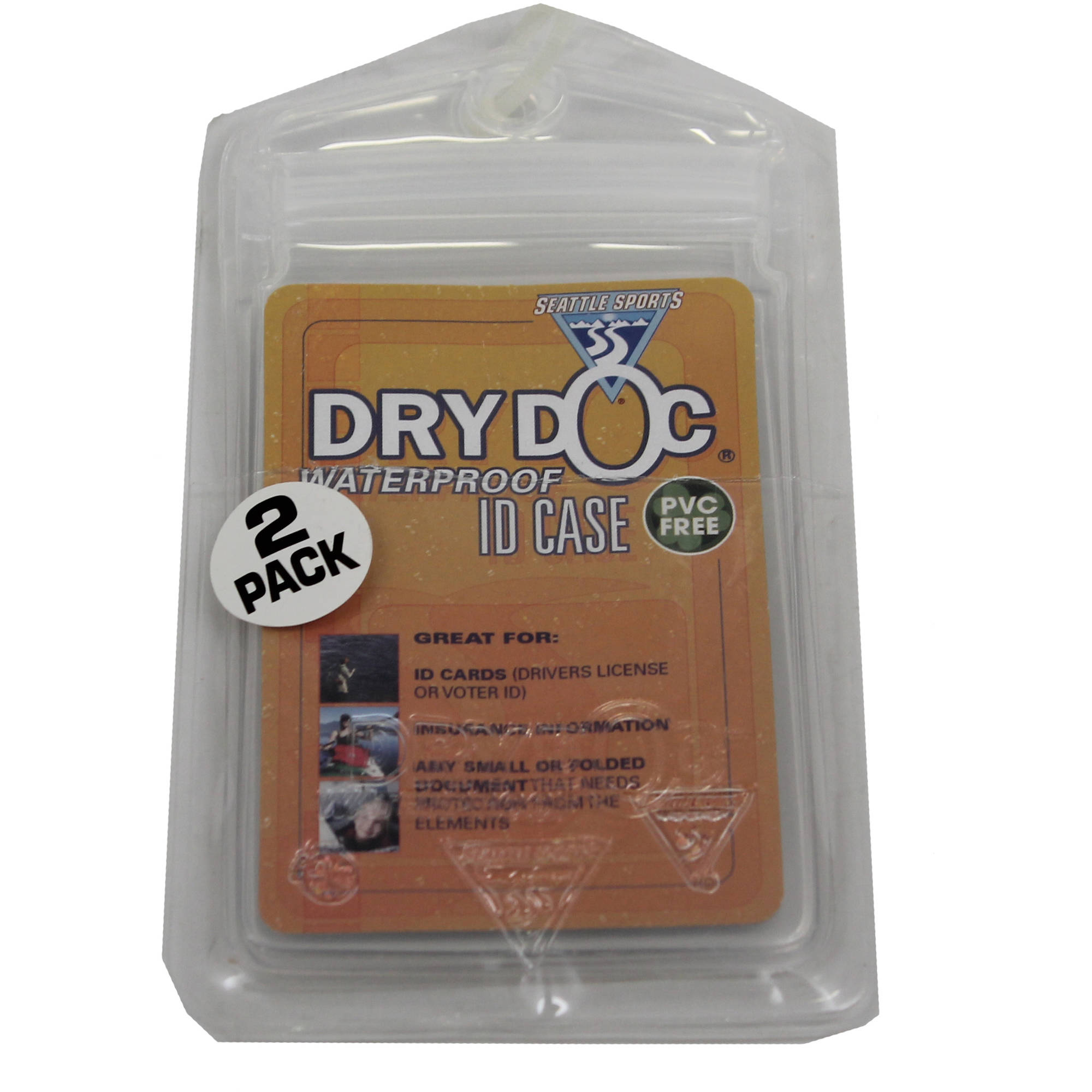 Seattle Sports Dry Doc ID, Clear