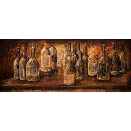 White Wine Cellar Stretched Canvas - Jodi Monahan (10 x (Howard Miller Wine Cellar)