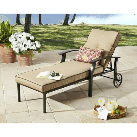 Better Homes & Gardens Carter Hills Chaise Lounge
