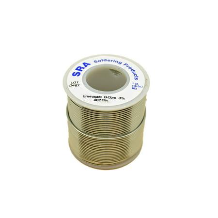 Lead Free Acid Core Envirosafe Solder .062-Inch, 1-Pound Spool