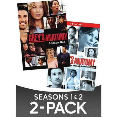 Greys Anatomy  Season 1 And Season 2