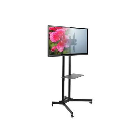 Seneca Av Sm61 Mobile Fixed Floor Stand Mount 30 65 Flat Panel Screens