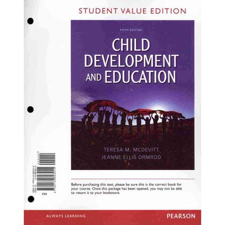 Child Development and Education, Student Value Edition Plus New Myeducationlab with Pearson Etext -- Access Card