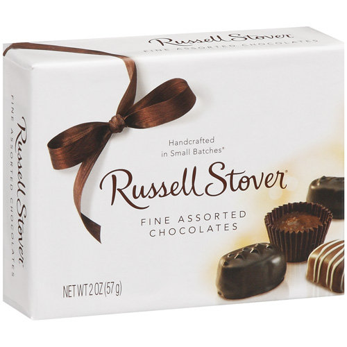 Russell Stover Fine Assorted Chocolates, 2 oz