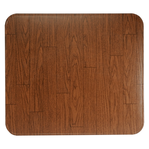 "UL1618 Type 2 - Wood Grain Stove Board - 36"" x 52"""
