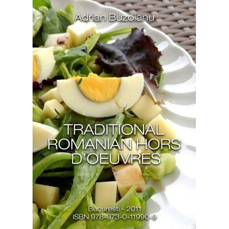 Traditional Romanian Hors d'Oeuvres - eBook - Easy Halloween Party Hors D'oeuvres