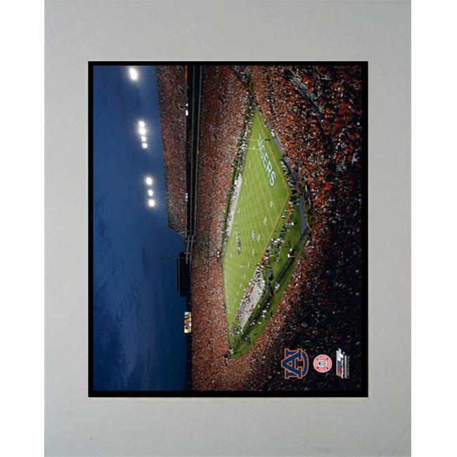 Encore Select M2-CFBAUStadium Auburn University Stadium 11X14 Matted Photo