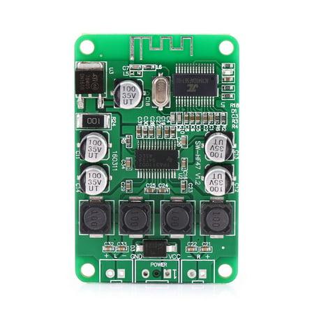 Qiilu TPA3110 2x15W Bluetooth Audio Power Amplifier Board AMP for Speaker,Power Amplifier Board, Electronic Amplifier - image 6 of 6