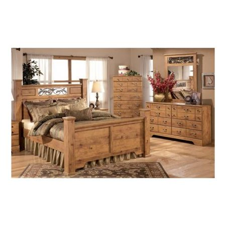 Ashley B219 31 36 71 74 77 96 46 Bittersweet Collection 4 Piece Bedroom Set With Queen Size