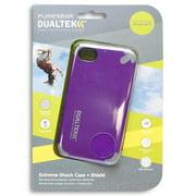 PureGear - DualTek Extreme Shock Case for Apple iPhone 4 / 4S - (Purple)