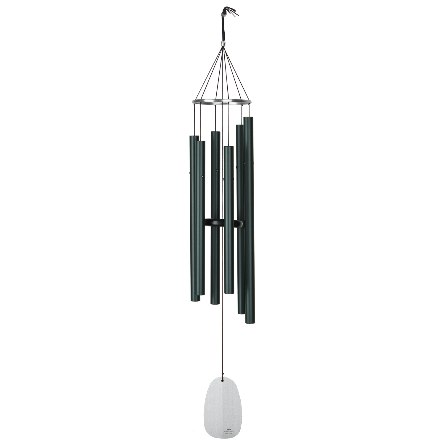 Woodstock Bells of Paradise Large Rainforest Green Wind Chime by Woodstock Percussion Inc.