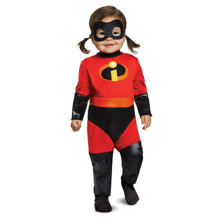 Girls The Incredibles 2 Violet Infant Costume with Skirt