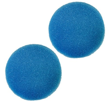 HQRP 2-Pack Coarse Foam Media Filter Pad for Eheim Classic 2217 / 600 External Canister Filter + HQRP Coaster - image 3 of 3