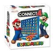Connect 4: Super Mario Edition