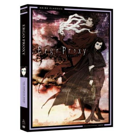 Ergo Proxy: Complete Series (DVD)