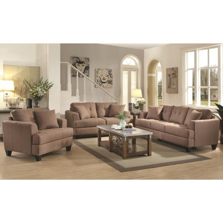 Peachy A Line Furniture Frankfurt Modern Tufted Design Mocha Living Room Sofa Collection Download Free Architecture Designs Intelgarnamadebymaigaardcom