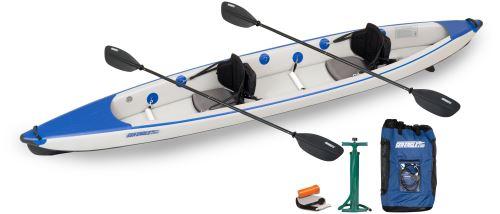 Sea Eagle 473rl RazorLite Inflatable Kayak Pro Package by Sea Eagle Boats, Inc.