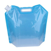 Everpert Foldable Water Storage Container Outdoor Sports Camping Water Bags (10L)