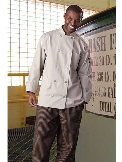 Uncommon Threads Orleans Chef Coat in