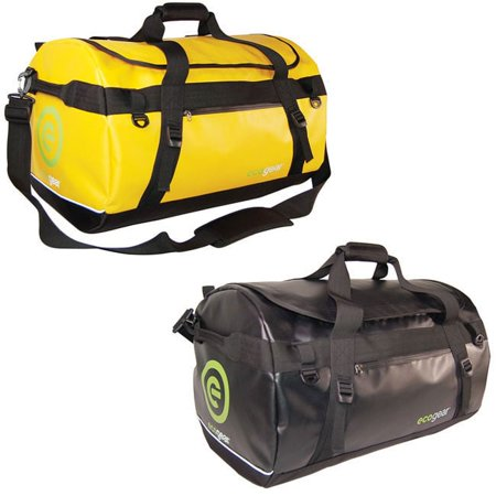 Ecogear Granite 28 Inch Water Resistant Duffel Bag Black