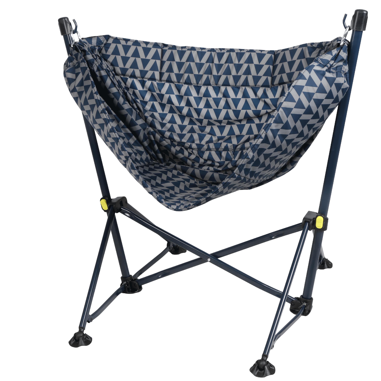 Ozark Trail Steel Folding Hammock Chair With Padded Seat Walmart Com Walmart Com