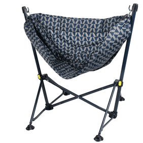 Ozark Trail Steel Folding Hammock Chair with Padded Seat