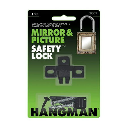 Hangman Safety Hanging Hooks 1 pk Case Of 1 Each Pack Qty 1