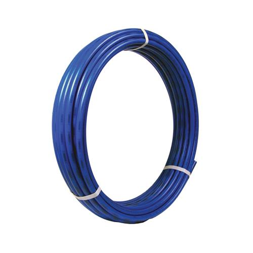 1 in. x 100 ft. Blue PEX Pipe