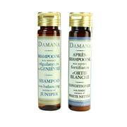 Damana Shampoo & Conditioner Travel Size Set