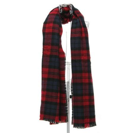 Lady Women Large Tartan Scarf Wrap Shawl Neck Stole Warm Blanket Scarf - Clearance - image 1 de 4