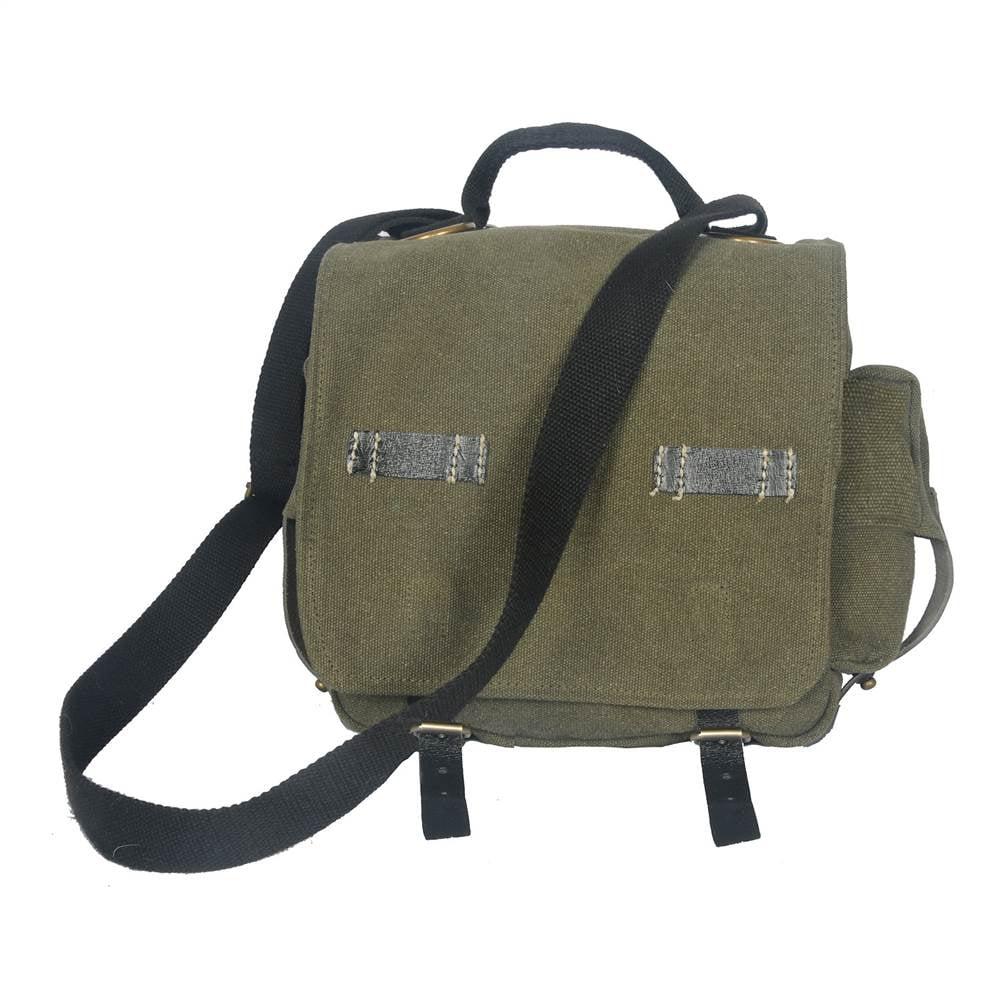 Dr. Bott Miramar Cross Body Messenger Bag