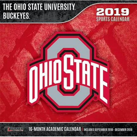 2019 OHIO STATE BUCKEYES WALL - Ohio State Beverage