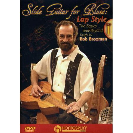 Slide Guitar for Blues: Lap Style - Basics 1 (DVD) Delta Blues Slide Guitar