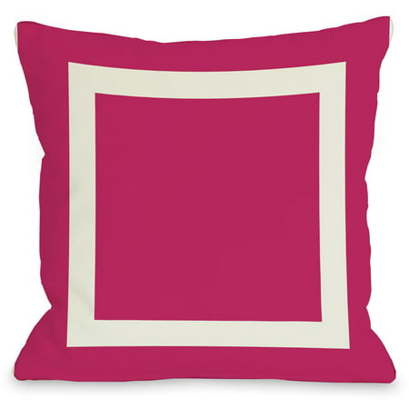 Bella Square Pillow -