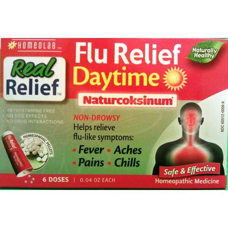 HOMEOLAB Naturcoksinum Flu Relief, 6 Ct