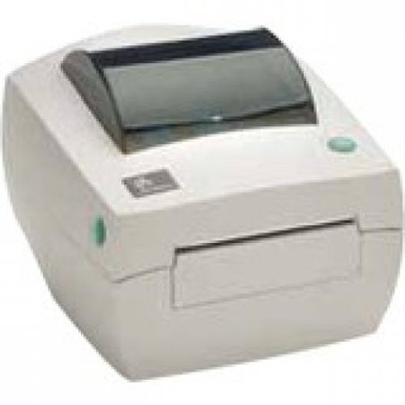 Zebra GC420d Direct Thermal Printer - Monochrome - Desktop - Label Print - 4.09