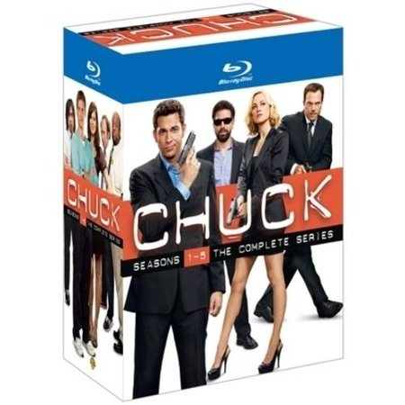 Series 2 Factory Set (Chuck: The Complete Series - Collector Set (Blu-ray) )