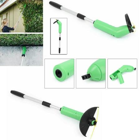 GZYF Cordless Garden Weed Cutter Mower Edger Zip Trimmer Work with Standard